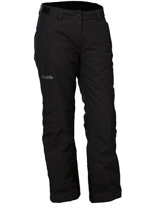 Castle X Bliss Girls (Youth) Snowmobile Pants Black MD