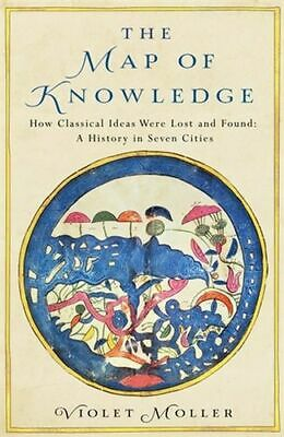 NEW The Map of Knowledge By Violet Moller Hardcover Free Shipping
