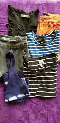 Women's Bulk Lot Clothing Size 6 To 8 Petite / Small 6Items