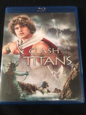 Clash of the Titans (Blu-ray Disc) Brand New Opened- Never Used