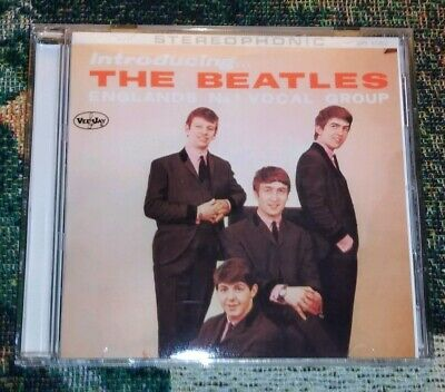 Introducing The Beatles CD in Stereo !