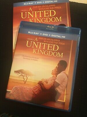 A UNITED KINGDOM NEW BLU-RAY/DVD/digital HD. Brand New Never Used In Open Case