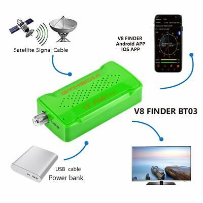 GTMEDIA V8 Finder BT03 HD 1080P SatFinder DVB-S2 Satellite Finder