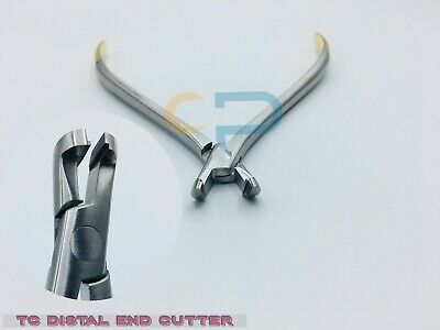Distal End Cutter TC Orthodontic Hard Wire Cutter Pin And Ligature Cutting Plier