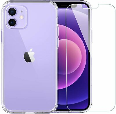 For Apple iPhone Xs Max XR Case X 8 7 Plus 6s SE Slim Crystal Clear Soft COVER