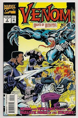 Venom Separation Anxiety TPB 2nd Edition #1-1ST NM 2016 Stock Image