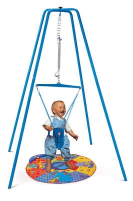 Baby Toy Jolly Jumper w/ Stand and Musical Mat - MUST GO!!!