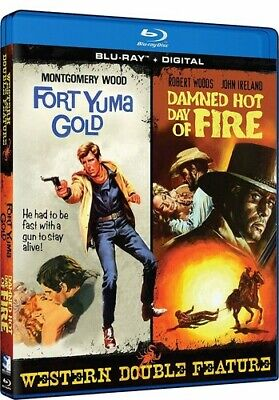 Fort Yuma Gold & Damned Hot Day Of Fire [New Blu-ray]