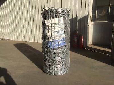 Hinge Joint Fencing Wire Mesh Sheep Goat Cattle Rural Farm Galvanised Fence