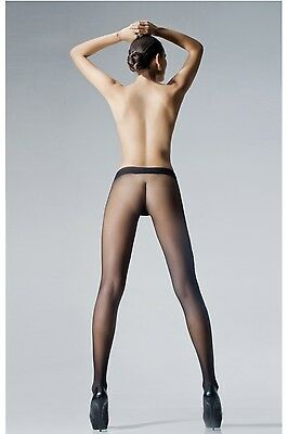 SEAMLESS Pantyhose Tights Nylons Strumpfhose No Seam Like Fatal 15DEN OFFER !!!