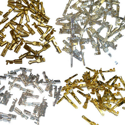 Terminals for 2.8mm 110 series Mini-Latch - Connectors - Brass or Tinned Brass