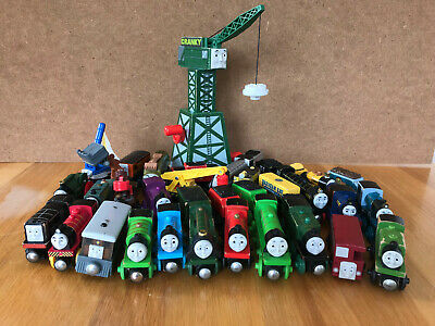 Thomas and Friends The Tank Engine Wooden Railway Trains Genuine