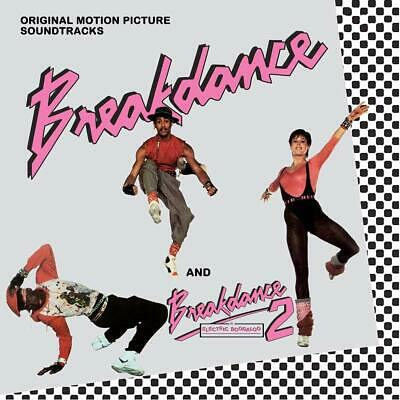 Various Artists Breakdance / Breakdance 2: Soundtracks 2 CD ALBUM NEW (13TH MAR)
