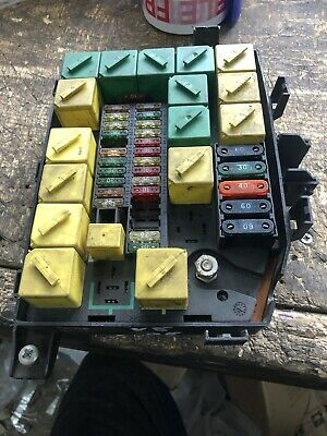 RANGE ROVER P38 Fuse Box Sicherungskasten - EUR 80,00 ... on