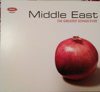 Greatest Songs Ever:Middle East von Various | CD | Zustand sehr gut
