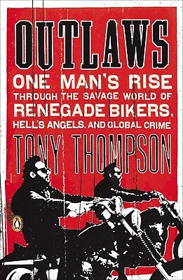 OUTLAWS Savage World of Renegade Bikers Hell's Angels NEW BOOK Biker 1%er NEW
