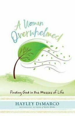 NEW A Woman Overwhelmed By Hayley DiMarco Paperback Free Shipping