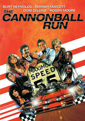 Cannonball Run (REGION 1 DVD New)