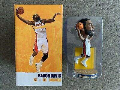 1370af03ee9 Golden State Warriors Baron Davis We Believe Dunk Limited Edition  Bobblehead NEW