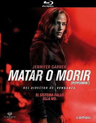 PEPPERMINT (2019) **Blu Ray B** Jennifer Garner,