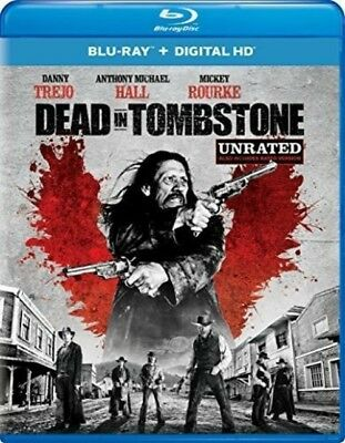 Dead in Tombstone (Blu-ray/DVD, 2013, 2-Disc Set, Unrated)