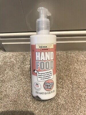 NEW ⭐️⭐️SOAP AND & GLORY⭐️HAND FOOD Hand Cream⭐️⭐️