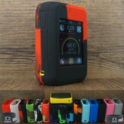 Silicone Case for Joyetech Cuboid PRO Touch Screen & ModShield Tank Band Cover