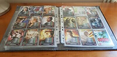 Doctor Who Battles In Time Cards 370+ Cards Including Rares #285 #353 In Folder