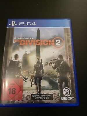 The Division 2 DEUTSCH (PS4)