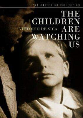 Criterion Coll: Children Are Watching Us [DVD] [1944] [Region 1] [... -  CD CSLN