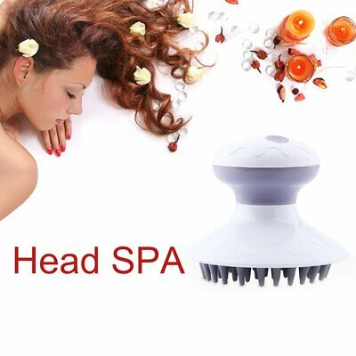 Electric Hair Head Massager Head Scalp Massager Pressure Relieve Hair Gr K↔