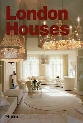 NEW London Houses By FREGNI MARIA CRISTINA Paperback Free Shipping