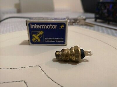 Intermotor 52220 Temperature Transmitter Replaces 1337.72 Brand New In Box