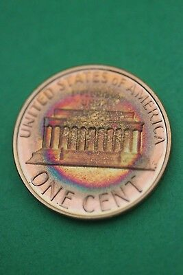 Florida Toned 1982 S Lincoln Memorial Cent Proof Flat Rate Shipping TOM65