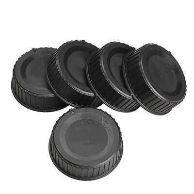 Rear Lens Covers Cap Cover Replacement Replaces For Nikon AF AF-S SLR Camera