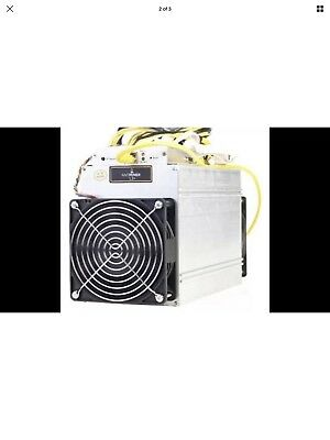 AntMiner L3+ 504MH/s ASIC Miner  (w/ Power supply APW3++)