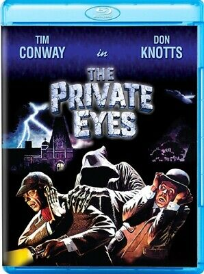 THE PRIVATE EYES New Sealed Blu-ray Tim Conway Don Knotts