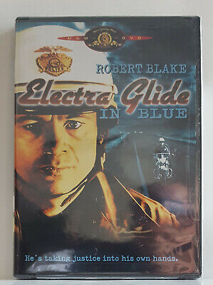 ELECTRA GLIDE IN BLUE * OOP RARE * Brand NEW * Sealed * DVD