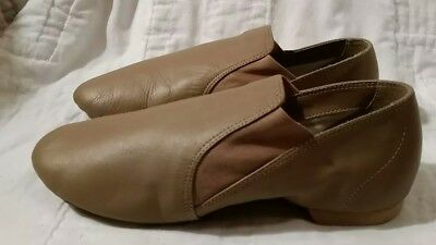 ABT (american ballet theatre) Shoes Tan Jazz Slippers  Tan Jazz Slippers