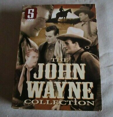 The John Wayne Collection 2003 years 1933-1936 10 full length features
