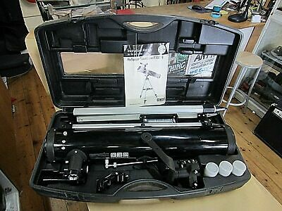 Outdoor Plus Reflector Telescope F70076 Great Barely Used Condition
