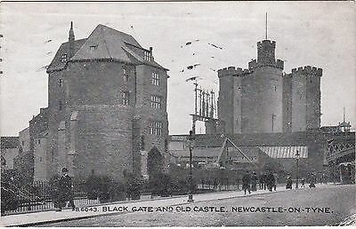 Black Gate & Old Castle, NEWCASTLE UPON TYNE, Northumberland