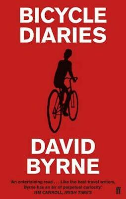 NEW Bicycle Diaries By David Byrne Paperback Free Shipping