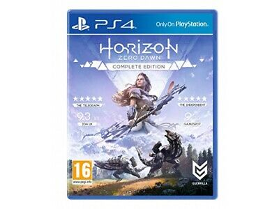 Horizon Zero Dawn: Complete Edition (PS4) (New) - SEHR GUT