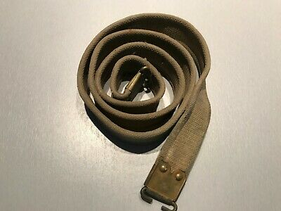 Genuine Lee Enfield .303 Rifle Sling Used Condition