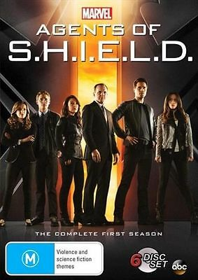 Marvel's Agents Of S.H.I.E.L.D Shield : Season 1 : NEW DVD