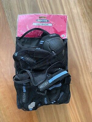 Micro Scooter Child's Protective Elbow And Knee Pads NEW