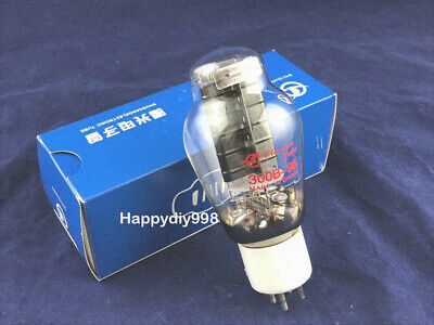 Matched Pair New Tested 300B-98 300B ShuGuang Vacuum Tube For Tube Amplifier