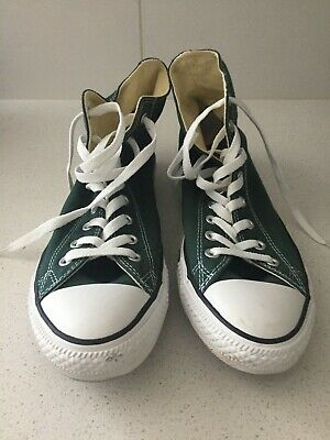 Converse Canvas Ankle High Sneakers - Size 10 Mens