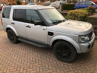 Landrover discovery 3 D4 conversion